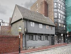 Paul Revere House (charles25001) Tags: paul revere paulrevere historical boston house revolution