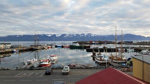 Húsavík Harbor
