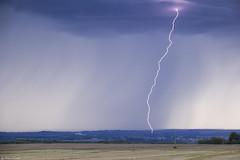 Foudroiement d'un arbre (Prsage des Vents) Tags: foudre clair orage storm lightning alex allier