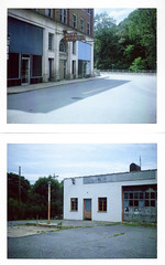 (.tom troutman.) Tags: polaroid land 250 instant film fuji fp 100c analog wv abandoned