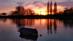 Thames Sunset 2 (Alex Harbige) Tags: