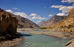 Spectacular Spiti (mala singh) Tags: india mountains river valley himalayas spiti himachalpradesh
