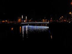 liffey river (vimad97) Tags: bridge ireland dublin night river lights memories best liffey ascend p7 huawei