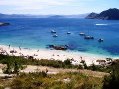 O Atlntico nas Ces (tunante80) Tags: parque espaa faro island mar spain galicia galiza montaa nacional senderismo islas pontevedra vigo oceano atlantico cies illas