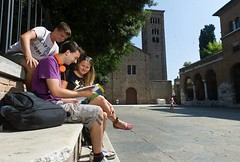 Scuola Palazzo Malvisi - Ravenna