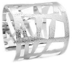 5th Avenue Silver Bracelet P9210-1