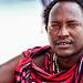 Il guerriero Masai