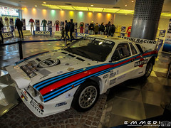 Lancia 037 Martini Racing (EmmeDiPhotography) Tags: show rally martini racing lancia monza 037 2013