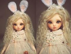 Baby India (L e n t i l) Tags: luna custom fairyland littlefee