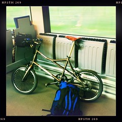 """treno bici 1 • <a style=""""font-size:0.8em;"""" href=""""https://www.flickr.com/photos/100654564@N04/15672366775/"""" target=""""_blank"""">View on Flickr</a>"""