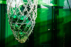 Green decorations (Infomastern) Tags: green shopping decoration emporia shoppingmall dekoration grn