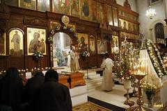 12. Праздник Богоявления в Святогорской Лавре