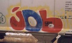 job09 (oldschooltwincitiesgraffiti) Tags: street art minnesota train graffiti midwest paint stpaul minneapolis tags spray mpls spraypaint twincities graff aerosol job mn freight csa stp