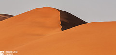 Saudi Arabia - Lights Vs Shadow (Sarah Al-Sayegh Photography | www.salsayegh.com) Tags: weather landscape sand desert saudiarabia ksa landscapephotography السعودية كانون الرمال canoneos5dmarkiii canon5dmark3 wwwsalsayeghcom sarahhalsayeghphotography infosalsayeghcom