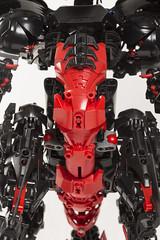 chest to belly (Bio Master) Tags: comics dragon lego kingdom lucca workshop beast warrior bionicle moc herofactory itlug