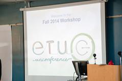 ETUG Unconference