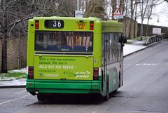 59 (Callum's Buses & Stuff) Tags: get bus buses edinburgh there dennis dart greener lothian hollyrood lothianbuses edinburghbus dennins