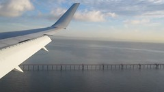 #Landing at #SFO #LanAirlines #B767 #CCCXE () Tags: vacation holiday plane movie airplane fly video airport sfo aircraft altitude flight jet landing lan highdefinition windowview hd boeing welcome flugzeug videoclip avin rtw aereo airliner vacanze avion movingpicture 767 bienvenidos windowseat roundtheworld flightattendant vliegtuig bayfr