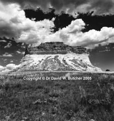 Pawnee Buttes #2, West Butte, Colorado (Dave Butcher Photography) Tags: mamiya mediumformat photography photo fineart 120film photograph filmcamera fineartphotography blackwhitephotography blackwhitephoto artphotography blackandwhitephotograph ilfordfilm blackwhitephotos blackwhitepicture davidbutcher blackwhiteprint davebutcher imagelicensing imagelicense mamiyacameras