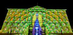 Nol  Annecy - France [EXPLORE] (adri111) Tags: christmas france annecy couleurs noel nol nuit ville hautesavoie