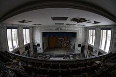 no performance (gman.light) Tags: ohio abandoned cleveland oldschool clevelandohio urbanexploration urbex urbanblight