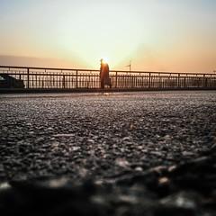 Walking Past the Sun