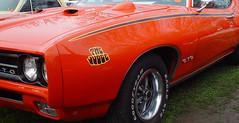 Pontiac GTO Judge 1 (car4k) Tags: orange cars 1969 2004 car automobile artistic sony cybershot automotive judge pontiac gto carshow dscf707 gtojudge car4k