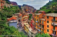 Cinque Terre Italy (Rex Montalban Photography) Tags: italy europe liguria cinqueterre manarola rexmontalbanphotography