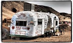 Salvation Trailer (NoJuan) Tags: california trailer camper californiadesert salvationmountain micro43 microfourthirds olympusartfilter olympusep5 olympus1250mmf3563