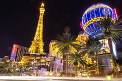 Las Vegas Strip (IngridGmezC) Tags: usa canon lasvegas nevada 1785mm vacations roundtrip lasvegasstrip bigcities canonphotography luxuryhotels 60d canongallery teamcanon