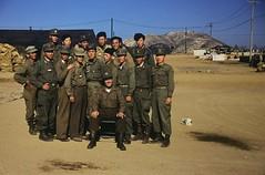At RTC #2, 1952 (m20wc51) Tags: war korea korean busan daegu 1952