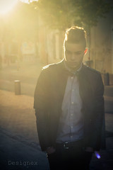 IMG_7897-1-3 (Design_Ex) Tags: light boy portrait sun sunlight man france male guy fashion canon soleil model enjoy mode ville dany homme garon sunflare 2014 modle istres 550d designex