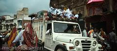 India uomini su camion (micheledesideri@gmail.com) Tags: road travel portrait people india face truck strada cyclist market persone camion transportation ciclista michele laborer trade mercato viaggi ritratto commercio volto mezziditrasporto operaio desideri mercati villagefestival festadipaese manovale micheledesideri