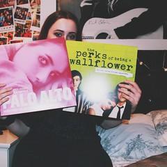 vinyl freak (mayaaaaaj23) Tags: vinyl paloalto soundtrack theperksofbeingawallflower