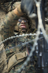 Combat readiness (MCRD Parris Island, SC) Tags: sc usmc unitedstates graduation pi di marines bootcamp grad pisc marinecorps drill err recruit basictraining parris recruiter parrisisland mcrd recruittraining drillinstructor recruitdepot mcrdpi wemakemarines easternrecruitregion