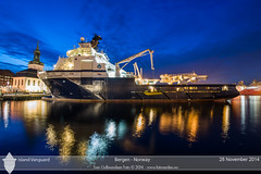 Island Vanguard (Aviation & Maritime) Tags: norway offshore tug bergen supply ahts anchorhandling islandoffshore anchorhandlingtugsupply islandvanguard islandoffshoremanagement ahtug