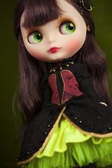 Blythe Firefly Dress