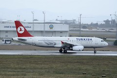 TC-JPN (IndiaEcho Photography) Tags: canon turkey eos airport ataturk aircraft istanbul aeroplane airbus airlines ist turkish airliner turk thy airfield a320 tk hava yollari ltba 1000d tcjpn