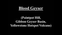 Blood Geyser (HD) (James St. John) Tags: blood hill basin yellowstone wyoming geyser gibbon paintpot bloodgeyser