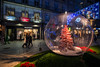 Bola de Nieve Navideña (ThunderPorco) Tags: christmas city urban lights navidad vigo urbanscape lucesnavideñas