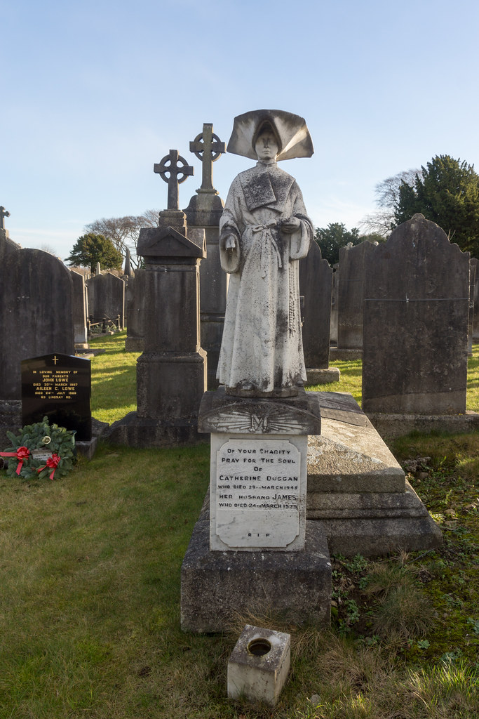 Glasnevin Cemetery, officially known as Prospect Cemetery REF-101130