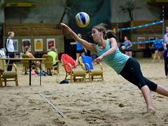 PC273539 (roel.ubels) Tags: beach sport beachvolleyball volleyball aalsmeer volleybal thebeach nk 2014 beachvolleybal topsport kwalificatie