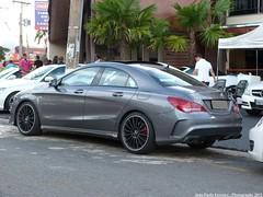 Mercedes CLA 45 AMG (Joo Paulo Fotografias) Tags: mercedes 45 amg cla