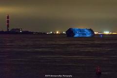 [2015-01-05@19.29.54a] (Untempered Photography) Tags: shipwreck solent beached sandbank cargoship stricken canonef24105mmf4lisusm bramblebank untemperedeye canoneos5dmkiii untemperedeyephotography hoeghosaka
