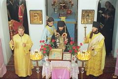 22. Всенощное бдение в Николаевской церкви 1996 г