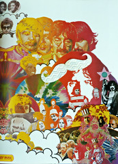 mustache music       50/100 (Marked_man) Tags: music color art rock musicians paper artwork 60s colorful icons bright icon pop 70s beatles mustache psychedelic frankzappa petermax simonandgarfunkle mamacass themamasandthepapas 100possibilitiesproject imustacheyou