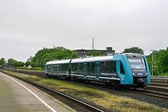 P2290789 (Lumixfan68) Tags: eisenbahn lint alstom 54 vt nob zge 622 baureihe coradia nordostseebahn dieseltriebwagen marschbahn paribus verbrennungstriebwagen nahsh trienbwagen