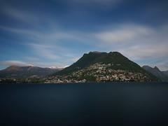Bre (Simone R) Tags: panorama lake landscape long exposure bre daytime monte ceresio boglia