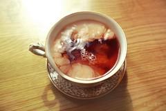 Morning Grey (Ireine Photography) Tags: coffee milk break tea sugar galaxy imagination earlgrey ireinephotography