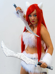 Basel Fantasy 2016 Cosplay, Kitty Cat Katarina, Shyoko (sharky-san) Tags: cat costume cosplay kitty basel fantasy cosplayer katarina 2016 fantasybasel baselfantasy shyoko